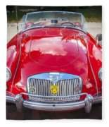 1960 Mga 1600 Convertible Fleece Blanket