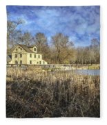 Abbott's Mill Fleece Blanket