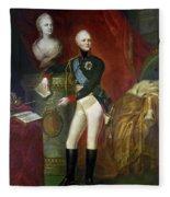 Alexander I (1777-1825) Fleece Blanket