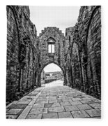 Arbroath Abbey Fleece Blanket