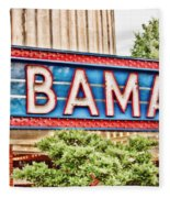 Bama Fleece Blanket