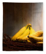 Bananas Fleece Blanket