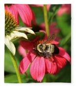 Bee Nice Fleece Blanket