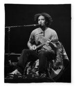 Ben Harper Fleece Blanket