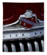 Buick 56c Super Classic Fleece Blanket