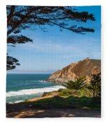 California Coast Fleece Blanket