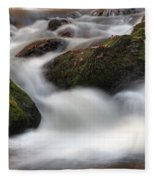 Cataracts Fleece Blanket