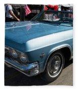 Chevrolet Fleece Blanket
