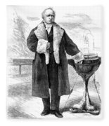 Cornelius Vanderbilt (1794-1877) Fleece Blanket