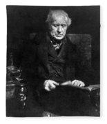 David Brewster (1781-1868) Fleece Blanket