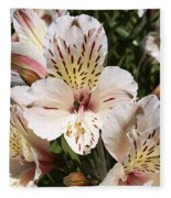 Desert Willow Fleece Blanket