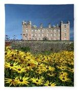 Drumlanrig Castle Fleece Blanket