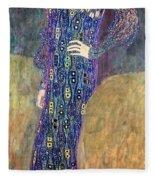 Emilie Floege Fleece Blanket