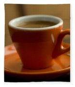 Espresso Fleece Blanket