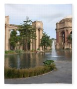 Exploratorium San Francisco Fleece Blanket