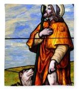 Faithful Companion Fleece Blanket
