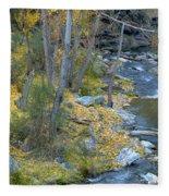 Fall River Fleece Blanket