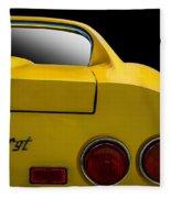 Ferrari Dino Fleece Blanket