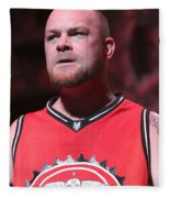 Five Finger Death Punch  Fleece Blanket