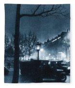France Paris, C1920 Fleece Blanket