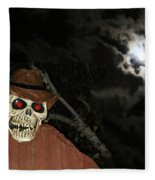 Fright Night 1 Fleece Blanket