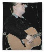 Gene Pitney Fleece Blanket