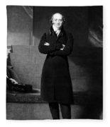George Canning (1770-1827) Fleece Blanket