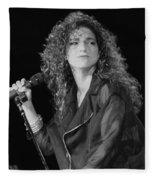 Gloria Estefan And The Miami Sound Machine Fleece Blanket