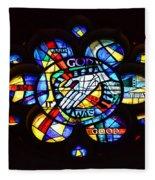 Grace Cathedral Fleece Blanket