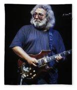 Grateful Dead - Jerry Garcia Fleece Blanket