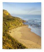 Great Ocean Road Fleece Blanket