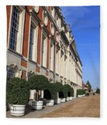 Hampton Court Palace England Fleece Blanket