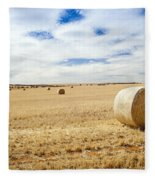 Harvest Fleece Blanket