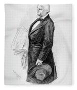 Henry Watterson (1840-1921) Fleece Blanket