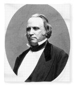 Henry Wilson (1812-1875) Fleece Blanket