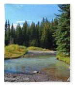 Horse Creek Fleece Blanket