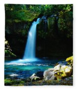 Ironhead Falls Fleece Blanket