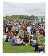 Jack In The Green Festival 2014 Fleece Blanket