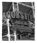 Jacobs Field - Cleveland Indians Fleece Blanket