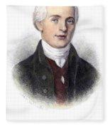 James Mchenry (1753-1816) Fleece Blanket