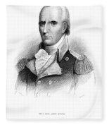 John Stark (1728-1822) Fleece Blanket