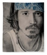 Depp Fleece Blanket