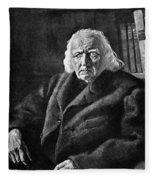 Karl Theodor Weierstrass (1815-1897) Fleece Blanket