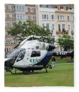 Kent Air Ambulance Fleece Blanket