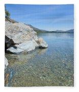 Lake Shore Fleece Blanket