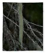 Lichen Fleece Blanket