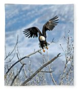 Lift Off Fleece Blanket