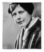 Lucy Burns (1879-1966) Fleece Blanket