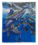 Marlin El Morro Fleece Blanket