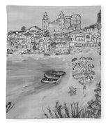 Memorie D'estate Fleece Blanket